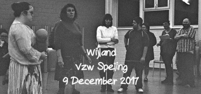 Theatervoorstelling Wijland