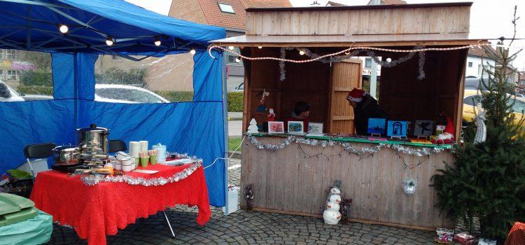 Kerstmarkt De Warmste Wijk Sint-Pieters